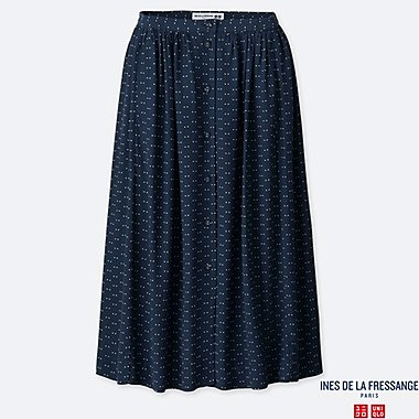 WOMEN INES GEORGETTE SKIRT