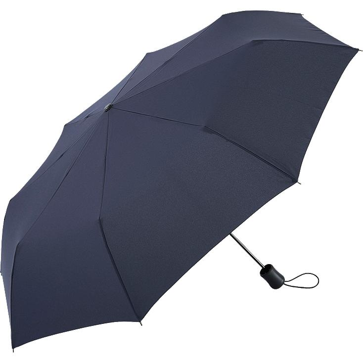 COMPACT UMBRELLA, NAVY, large