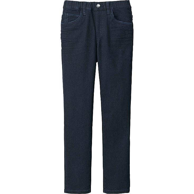 Try our Boys Iron Knee Elastic Waist Blend Chino at Lands' End. Everything we sell is Guaranteed. Period.® Since