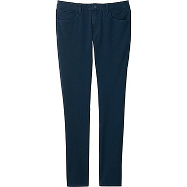 Men SKINNY FIT COLORED Jeans, NAVY, medium