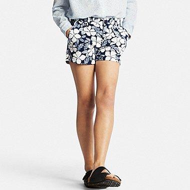 Girls Chino Shorts, NAVY, medium