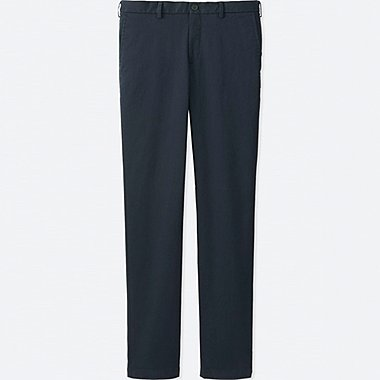 MEN Slim Fit Chino Flat Front Pants