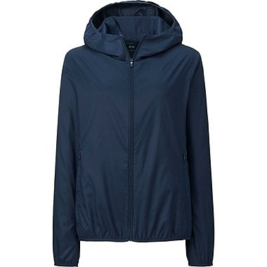 WOMEN Light Pocketable Parka