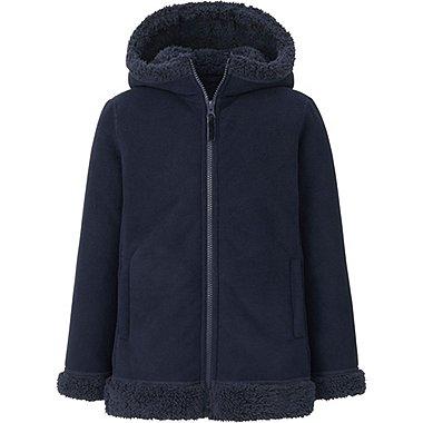 GIRLS Blocktech Fleece Coat