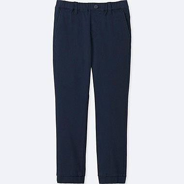 BOYS Stretch Twill Jogger Trousers