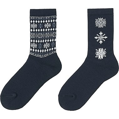 HEATTECH DAMEN Socken 2 Paar