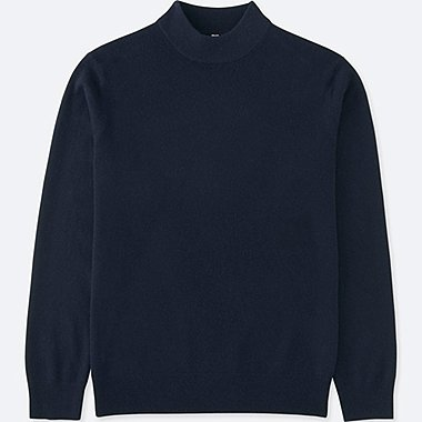 Pull Cachemire Col Haut HOMME