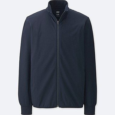 MEN Ultra Stretch Dry Ex Full-Zip Jacket