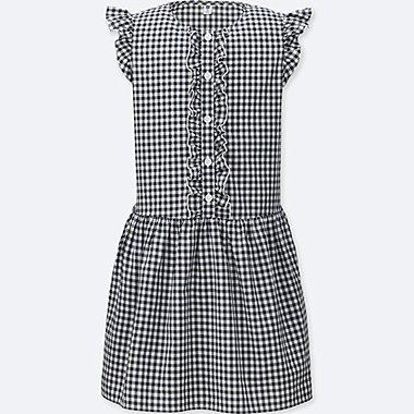 Robe Imprimée Vichy FILLE