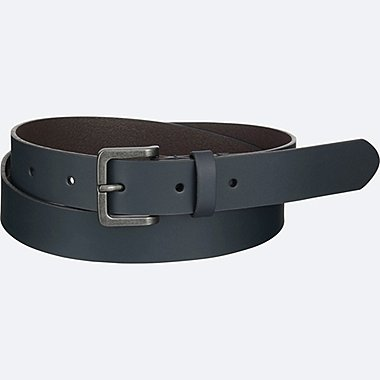 MEN Italian Matte Leather Belt