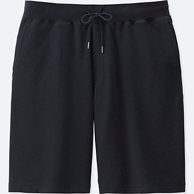 MEN EASY SHORTS, NAVY, medium