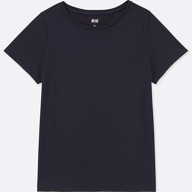WOMEN Dry-EX Crew Neck Short Sleeve T-Shirt