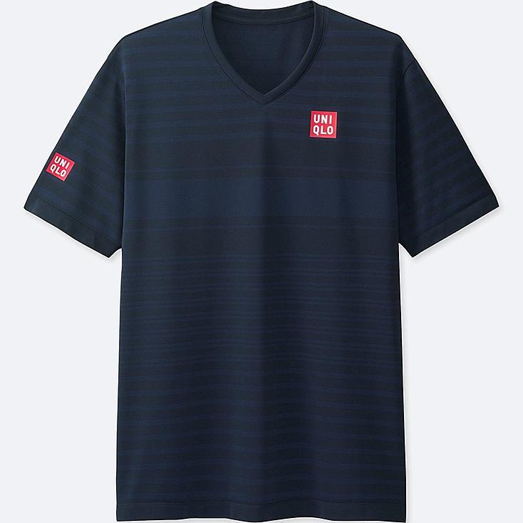 HERREN Dry-Ex T-Shirt Kei Nishikori