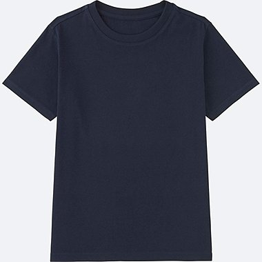KIDS Colour Crew Neck Short Sleeve T-Shirt