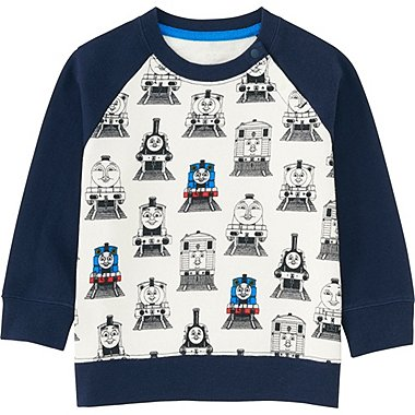 BABIES INFANT Thomas & Friends Long Sleeve Pullover