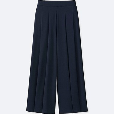 WOMEN Flare Wide Pants