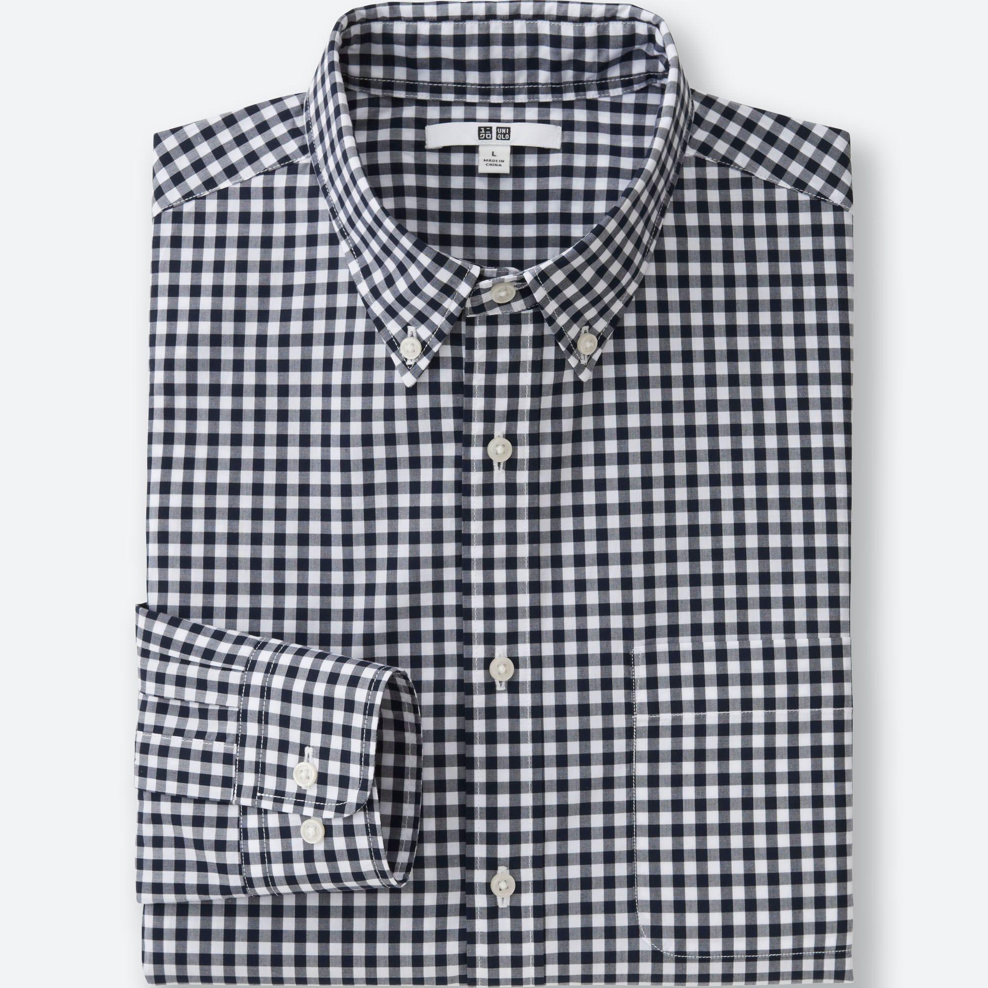 Men 39 S Casual Shirts Uniqlo Us
