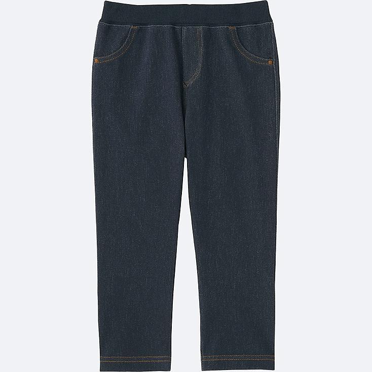 TODDLER CUT&SEWN PANTS, NAVY, large