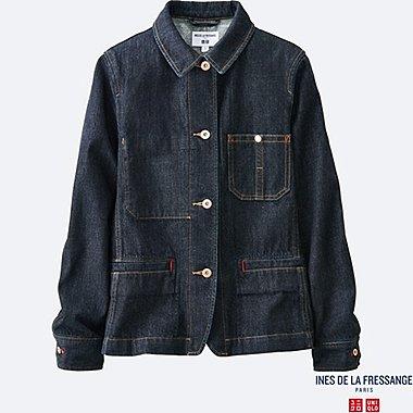 WOMEN INES Denim Jacket