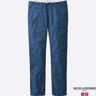 WOMEN INES Slab Chino Trousers