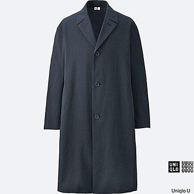 MEN Uniqlo U Light Weight Oversized Coat