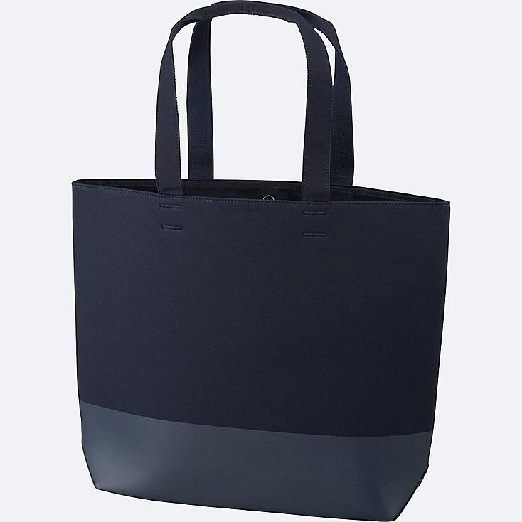 Canvas Tote Bag Navy Large