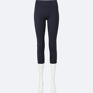 WOMEN AIRism Cropped Leggings