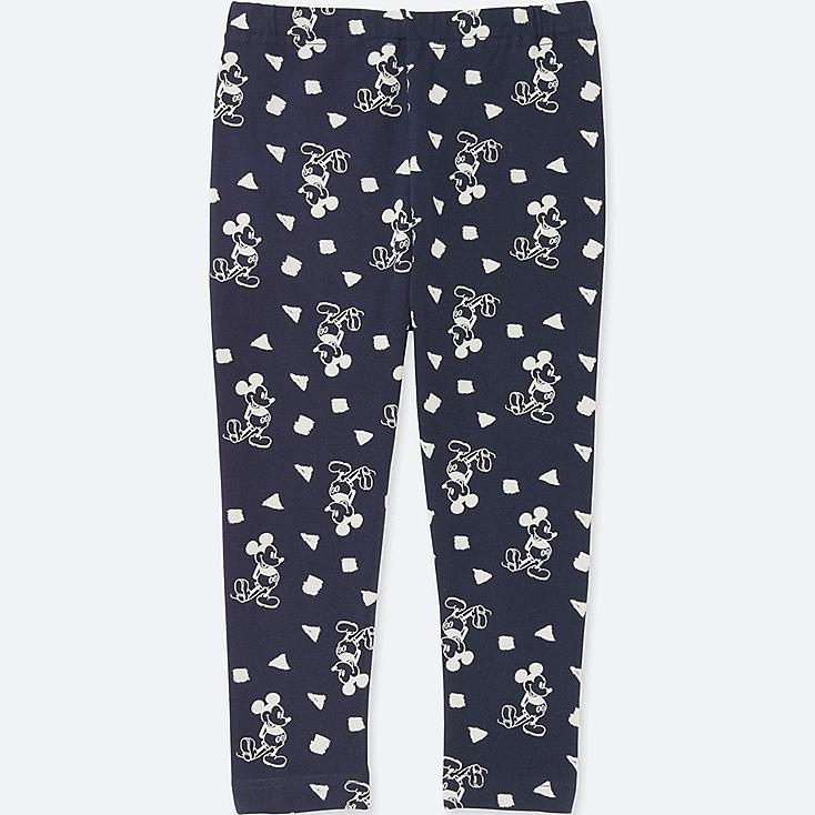 TODDLER DISNEY COLLECTION LEGGINGS, NAVY, large