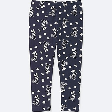 TODDLER DISNEY COLLECTION LEGGINGS, NAVY, medium