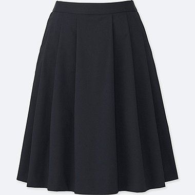 WOMEN Dry Stretch Tucked Skirt