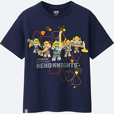 KIDS LEGO®NEXO Knights Short Sleeve T-Shirt