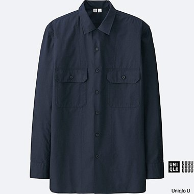 U Veste en Cotton HOMME