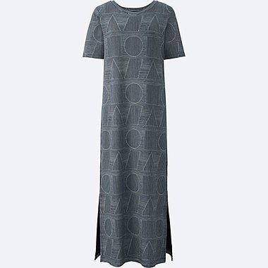 WOMEN SPRZ NY SHORT SLEEVE T DRESS (FRANCOIS MORELLET), NAVY, medium