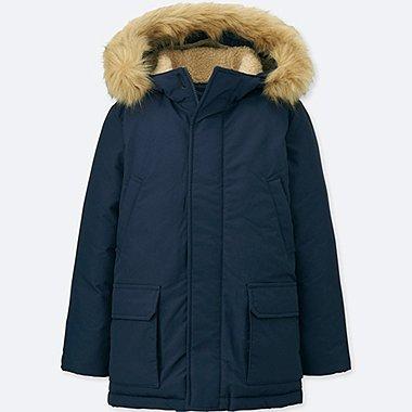 KIDS WARM PADDED COAT