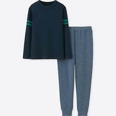 BOYS ULTRA STRETCH LONG SLEEVE SWEAT SET