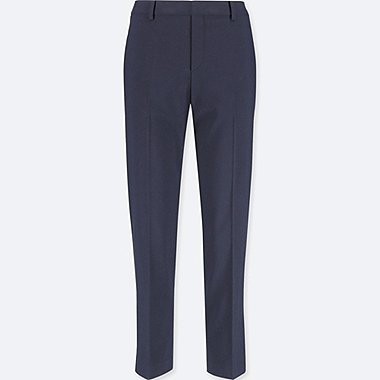 WOMEN SMART ANKLE LENGTH TROUSERS