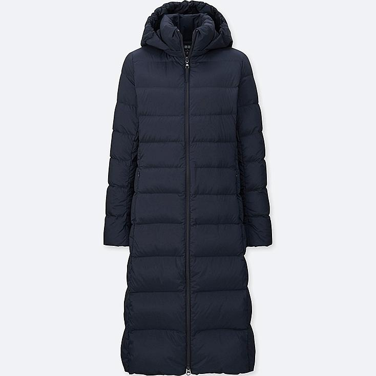 Uniqlo Women Ultra Light Down Stretch Long Coat At 163 99 9