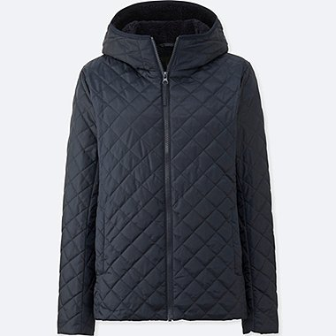 DAMEN PARKA FLEECE