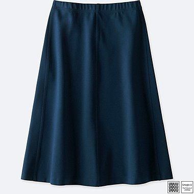 WOMEN UNIQLO U FLARE SKIRT