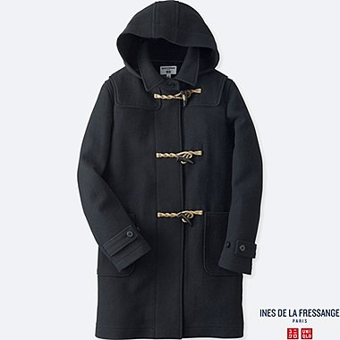 DAMEN INES DUFFLE COAT