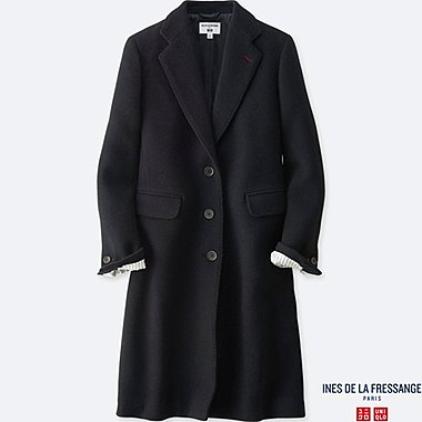 INES - MANTEAU CHESTER FEMME