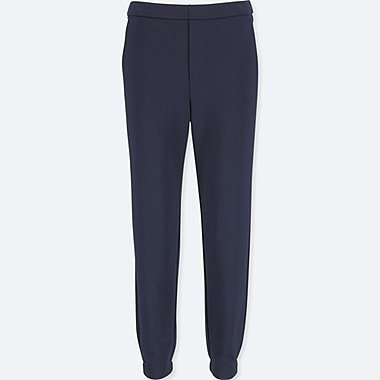 WOMEN PONTE JOGGER TROUSERS