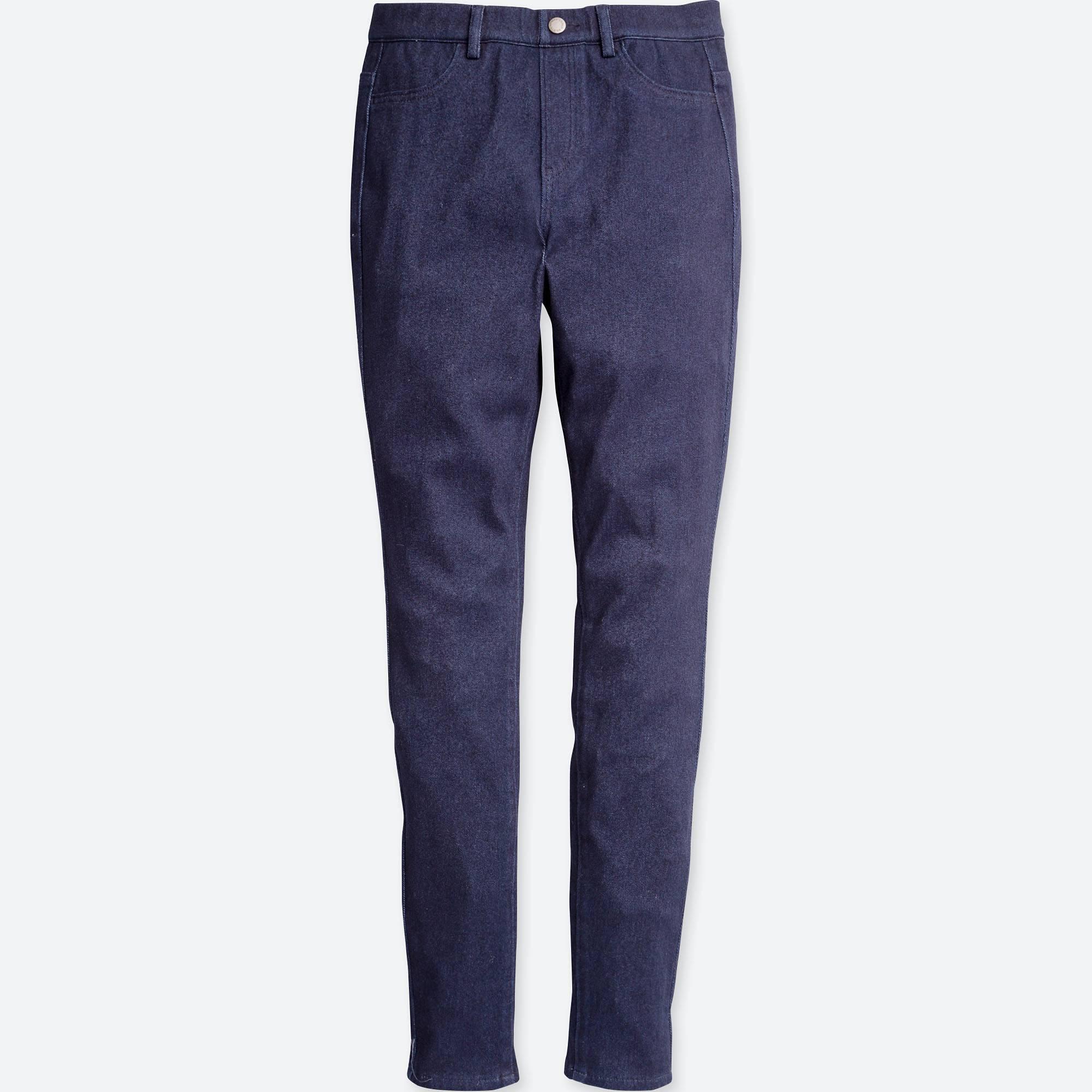 ユニクロ/ パンツ women denim leggings pants