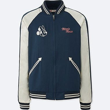 WOMEN MICKEY TRAVELS SOUVENIR JACKET
