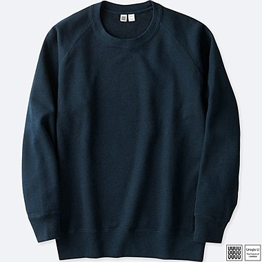 MEN UNIQLO U LONG SLEEVE SWEATSHIRT