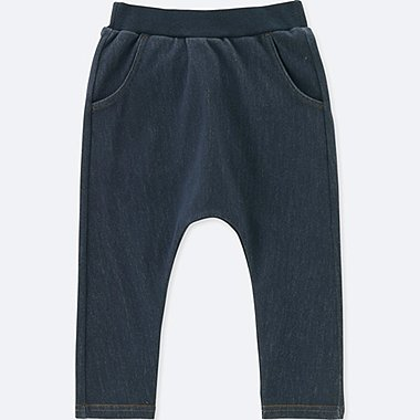 Pantalones de punto(saruerua) BEBÉ P