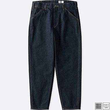 MEN UNIQLO U WIDE FIT JEANS