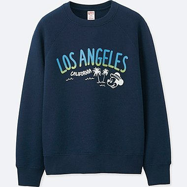 BOYS MICKEY TRAVELS GRAPHIC SWEATSHIRT, NAVY, medium