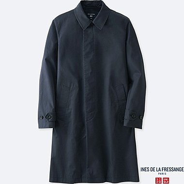 INES - TRENCH COL CONVERTIBLE HOMME