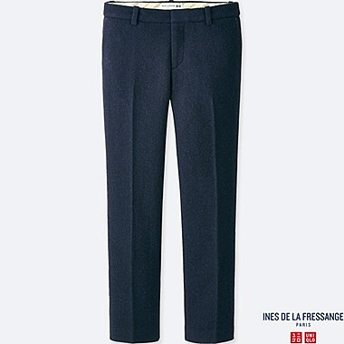 WOMEN INES TWEED TROUSERS